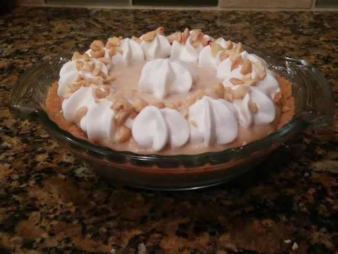 black bottom pb pie
