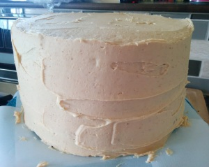 peanut butter frosted