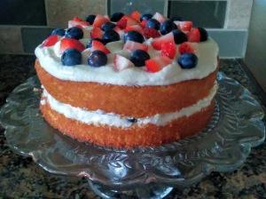 2 layer cake 2