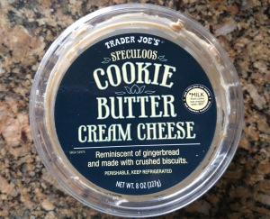 cookie butter cream cheese
