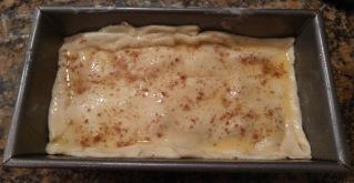 apple pie with top crust